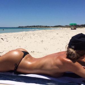 selfie sexy de fille du 24